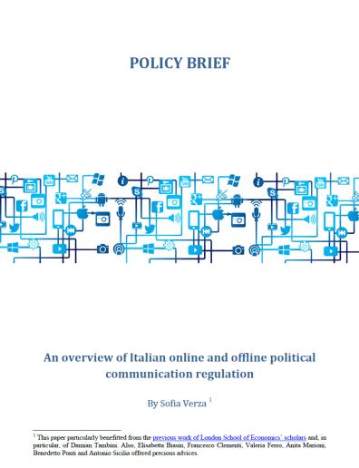 Policy Brief Immagine